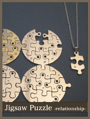 Jigsaw puzzle -relationship-